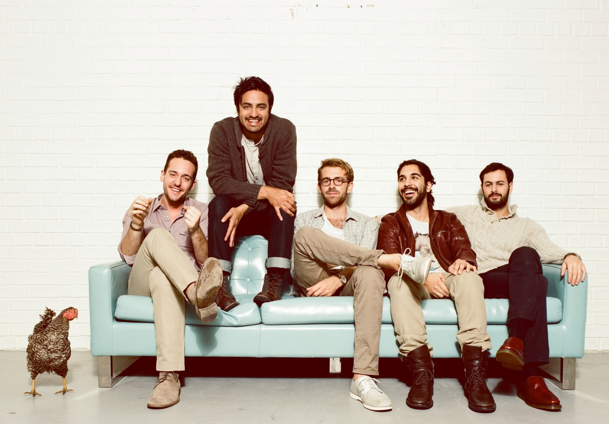 Quarta Sonora :: Young The Giant